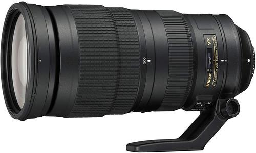 Nikon AF-S 200-500mm is another best lens available on Amazon