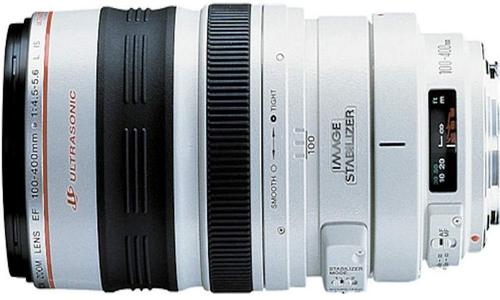 Canon EF 100-400mm f/4.5 is the best sports photography lens