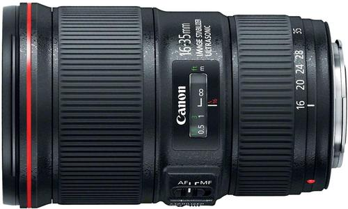 Canon EF 16-35mm on Amazon for sale