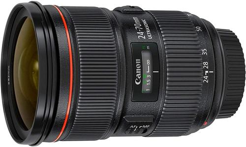 Canon EF 24-70mm f/2.8L II USM Zoom Lens for sale