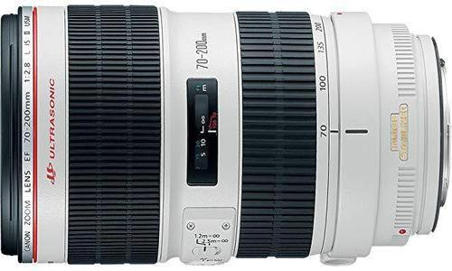 1. Canon EF 70-200mm f/2.8L USM comes with amazing zoom effects