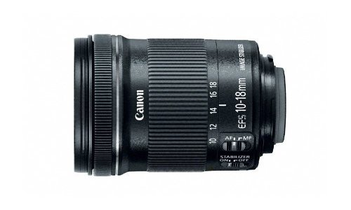 Canon EF-S 10-18mm Lens on Amazon