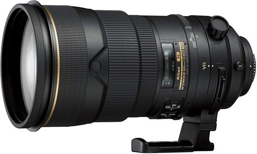 Nikon 300mm f/2.8 is another cool gift you can buy for sports photographer