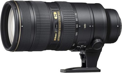 Nikon 70-200mm f/2.8G is another strong addition to your photography kit