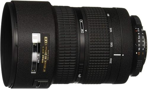 5. Nikon 80-200mm f/2.8D ED AF Zoom lens is another Best Camera Lens for Sports