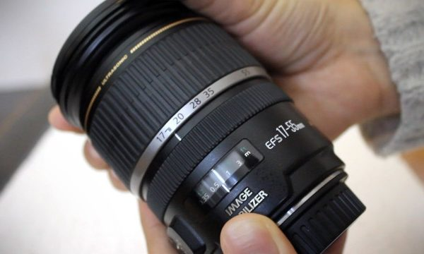 Best Canon Lens for Vlogging