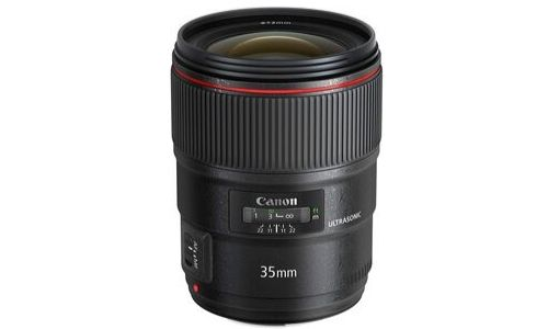 Canon EF 35 mm camera lens for sale