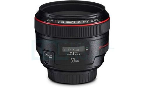 Canon EF 50mm f_1.2L USM Ultra Fast Multip Purpose Canon Lens