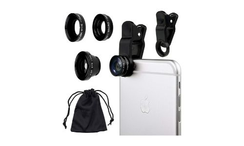 CamKix Universal 3-in-1 Lens kit