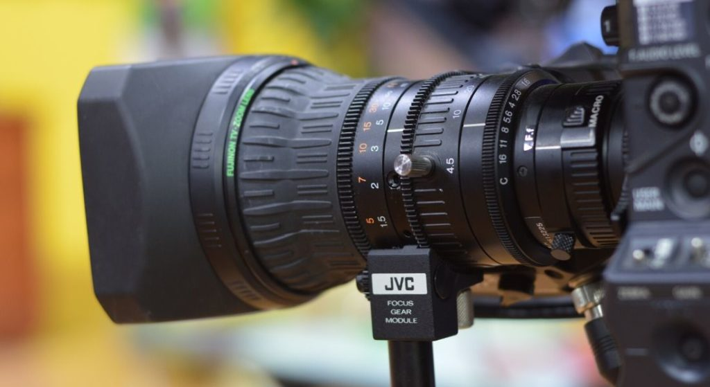 Best sports camera with lens